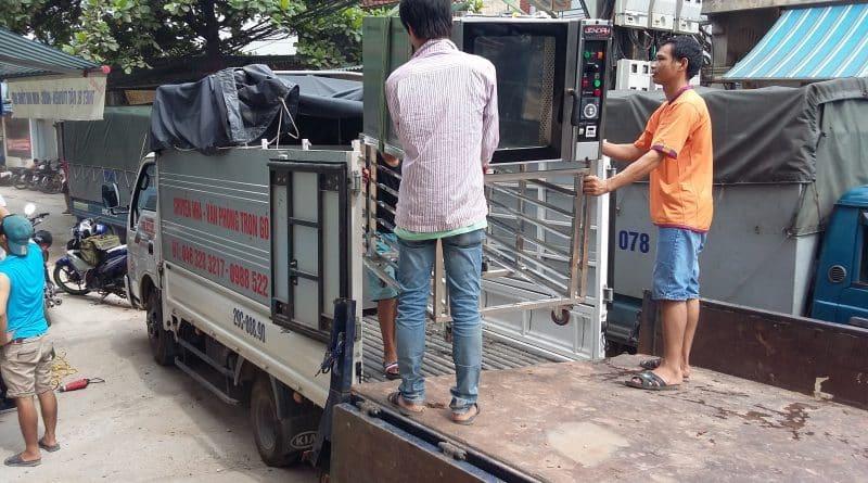 Chuyển văn phòng trọn gói giá rẻ chất lượng tại Hà Nội
