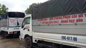 Taxi Tải Hà Thành