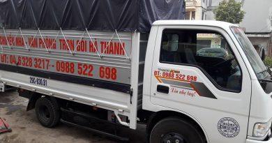 Dịch vụ vận chuyển hàng hóa-Taxi tải Hà Thành-HN