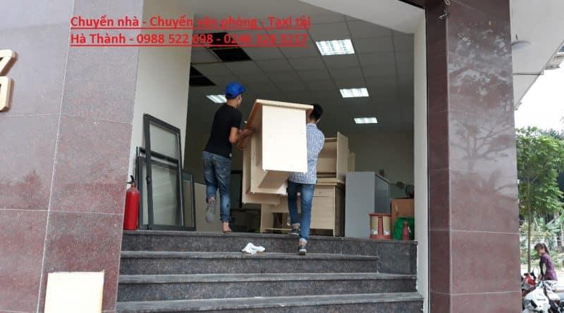 Chuyển văn phòng trọn gói Hà Nội cho bạn