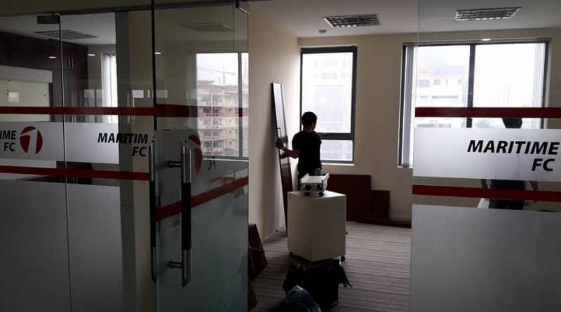 Dịch vụ chuyển văn phòng Hà Nội tại quận Cầu Giấy