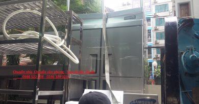Giá thuê xe tải chở hàng tại Hà Nội cho bạn