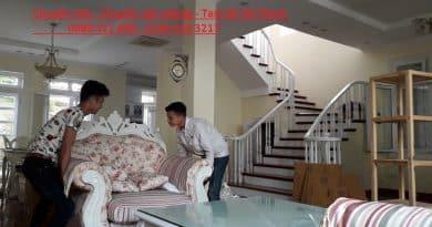 Chuyển nhà trọn gói giá rẻ Hà Nội của Hà Thành