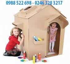 Thùng carton và bao tải - Vật tư chuyển nhà cho bạn