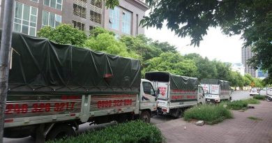Phân loại xe tải chở hàng