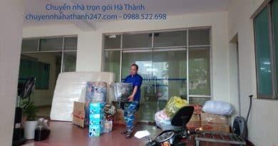 Chuyển nhà trọn gói cho khách hàng tại KĐT Nam Trung Yên